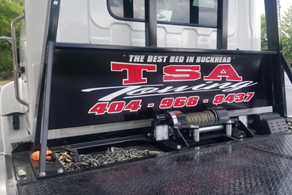 Towing Sandy Springs GA